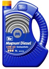 TNK Magnum Diesel Semisynthetic 10W-40 | ТНК Магнум Дизель Semisynthetic 10W-40